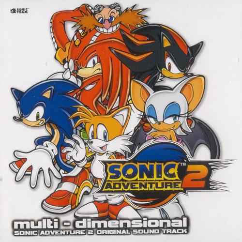 Crush 40 - Live & Learn (Full Main Theme of Sonic Adventure 2) lossless