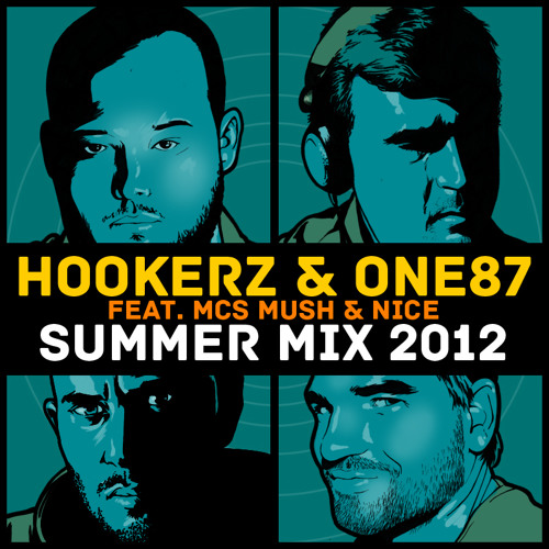 "SUMMERMIX by ""Hookerz & One87"" feat. 'Mc Nice & Mc Mush'"