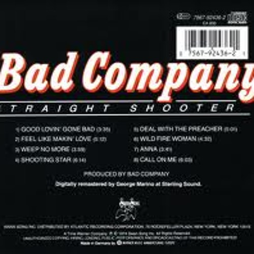 Feel like makin´ love-Bad Company(cover) Age R