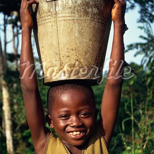 Children In The West Africa