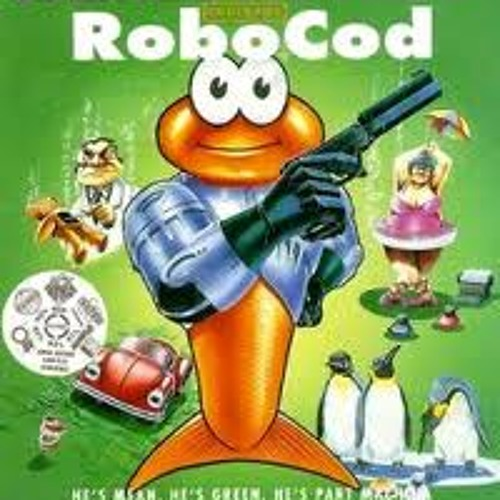 James Pond 2 Codename:Robocod (SNES 1991)