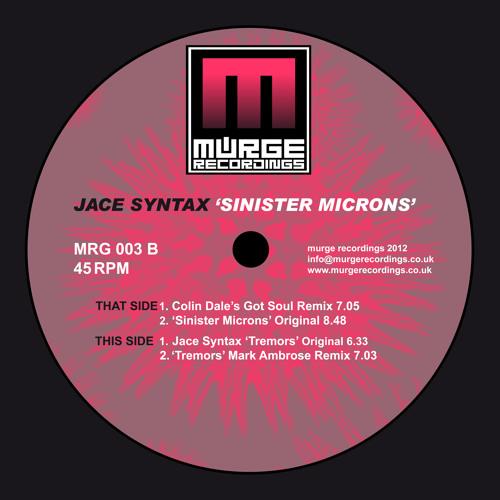 Jace Syntax - Tremor's - (Original) - Murge Recordings003