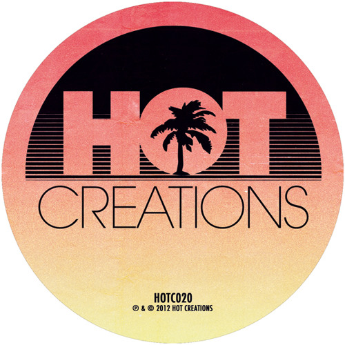 HOTC020 DIGITARIA & FUNKY FAT - MASOCHIST EP