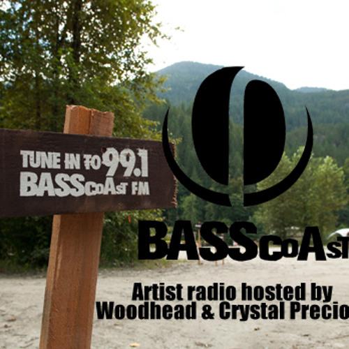 Bass Coast Artist Radio Hosted by Woodhead & Crystal Precious 99.1fm