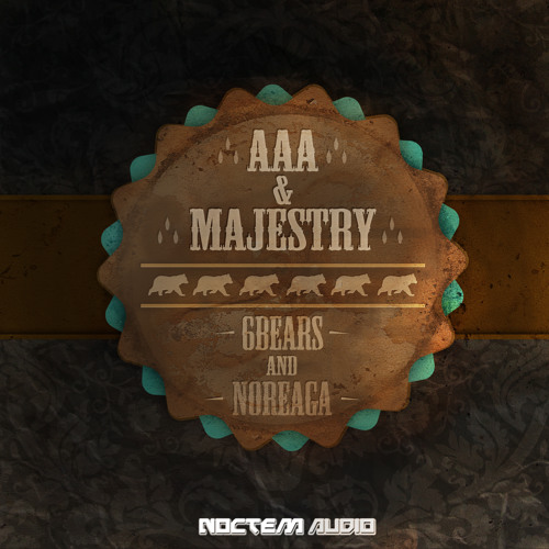 AaA , Majestry - Noreaga (Original Mix) (OUT AUG 14TH)