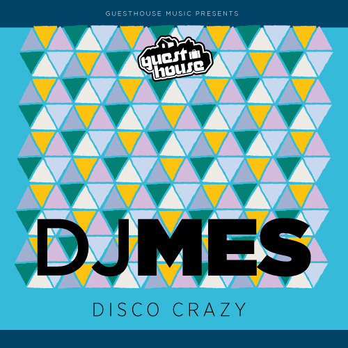 DJ Mes - Disco Crazy - Guesthouse Music (96 kbps preview)