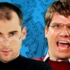 Epic Rap Battles Of History - Steve Jobs vs. Bill Gates (Scott Ovens Remix)