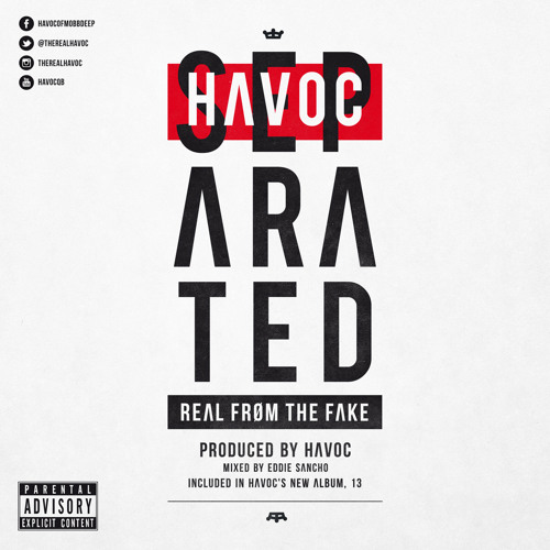 "Havoc ""Separated (Real From The Fake)"""