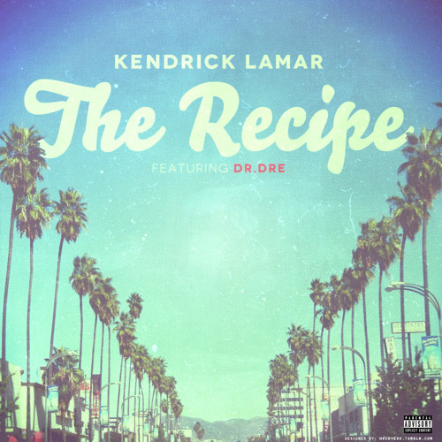 Kendrick Lamar - The Recipe for Paradise (jellosea remix)