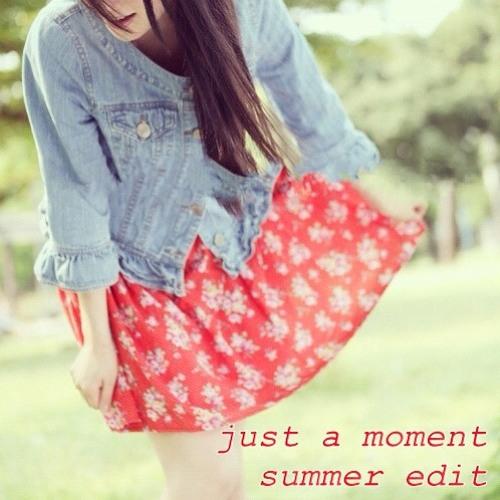 Evisbeats - just a moment (summer edit)