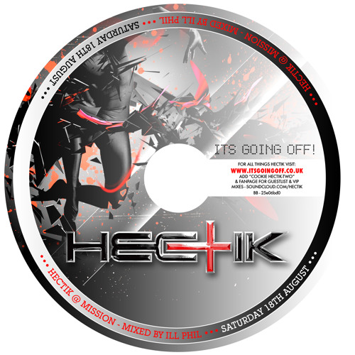 HECTIK MIXTAPE VOL 20 - 2012