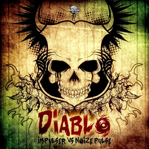 Impulser vs Noizepulse EP - Diablo (Release in middle of august at Biomechanix records) - Preview