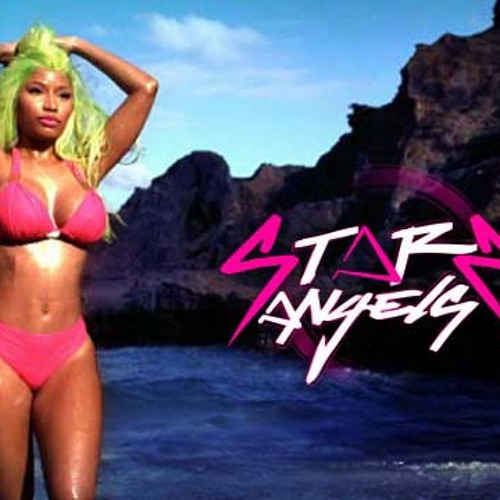 Nicki Minaj feat. Dada Life - Starships ( Starz Angels Mashup Club Remix )