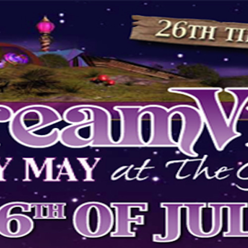 """Jerry May @ Tomorrowland """"Dreamville The Gathering 2012"""" Compleet set"""
