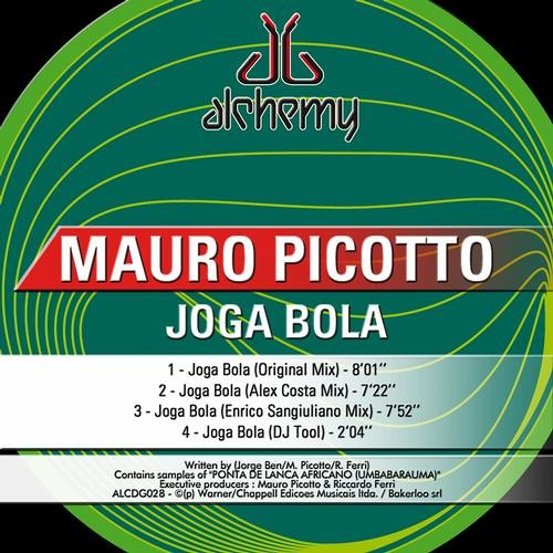 Mauro Picotto - Joga Bola (Analog People In A Digital World Remix) [Alchemy (Italy)]