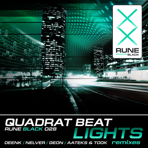 RUNE028BLACK: Quadrat Beat - Lights [PREVIEW]