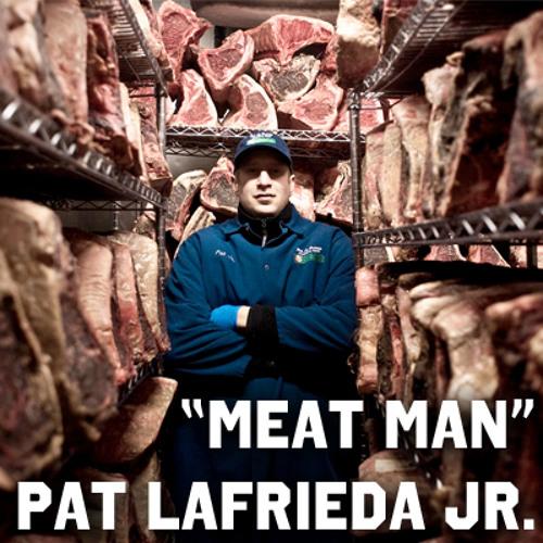 """""""Meat Man"""" Pat LaFrieda Jr"""