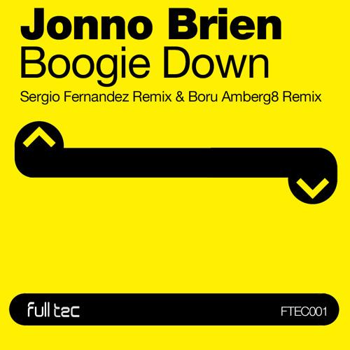 jonno brien- boogie down- sergio fernandez mix