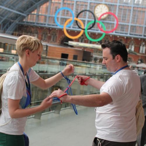 Crick's Olympics science tricks