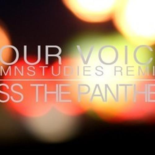 Kiss The Panther - Your Voice (WMNSTUDIES Remix)