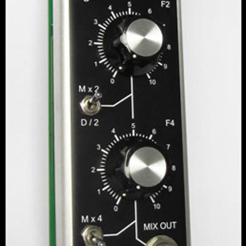 Corsynth C103 FDM Demo 5