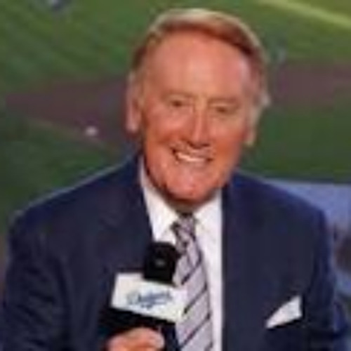 A Very Pleasant Friday Evening to You - Vin Scully