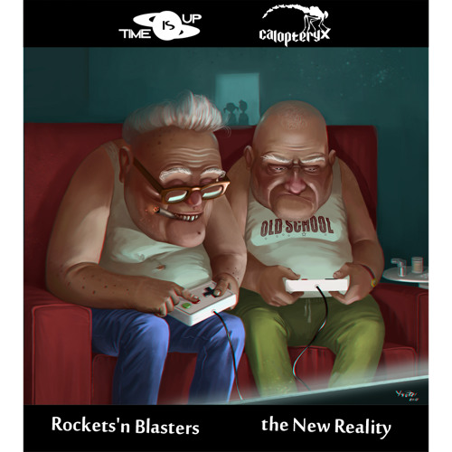 Time Is Up - Rockets'n Blasters