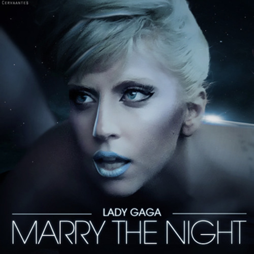 Lady Gaga - Marry The Night (MOTR remix)