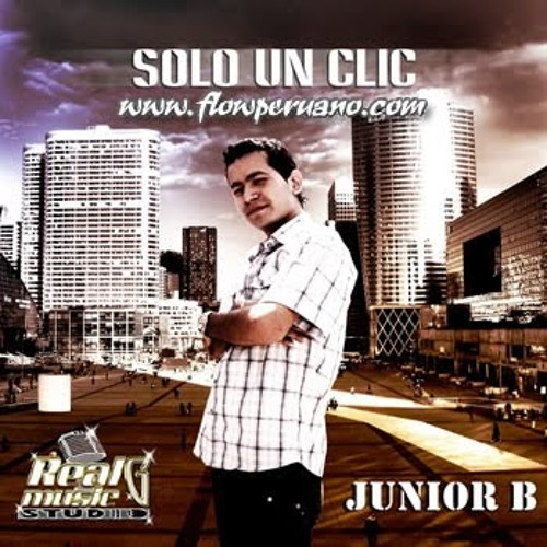 Junior B - Solo un clic - Prod. by Los Genios