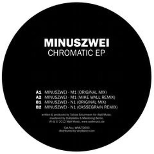 Minuszwei - N1 (Cassegrain remix) [vinyl only]