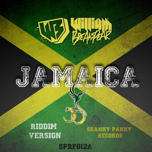 SPRF012A - William Breakspear - Jamaica (Riddim Version) - FREE DOWNLOAD