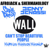 CAN'T STOP BEAUTIFUL PEOPLE - AFROJACK X CHRIS BROWN & (MARKUS MANSON 'BLISSFUL' MASHUP)