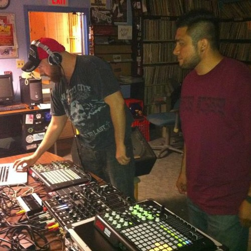 DC Live Mix Riders on the Plastic Groov 7/6/12