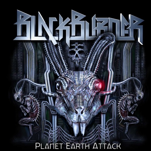 "Blackburner - 50 Grades Of Space (from ""Planet Earth Attack"" album) [NEW ALBUM Preview]"