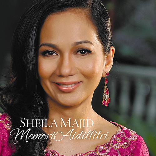 Kecut Dan Pudar Tiada Lagi: Sheila Majid - Tiada Lagi By Hamlau