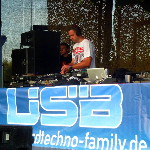 [Techno] Pappenheimer @ Nature One 2012 (USB-Stage-Pydna)