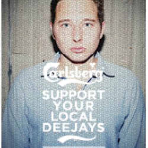 Matteo Luis for Carlsberg - July 2012