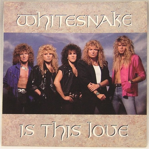 Whitesnake --- Is This Love - discolog-edit