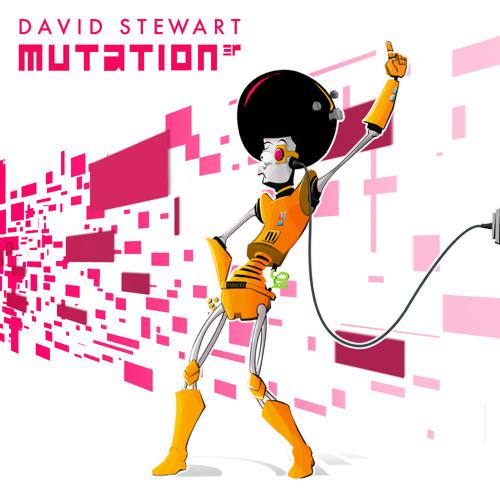 David Stewarts Mutation EP CR-001 Frame Shift