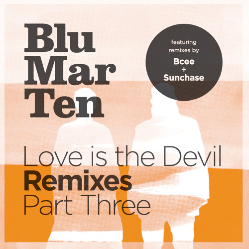 Blu Mar Ten - Damage (Sunchase remix) - Out Now