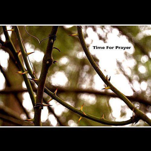 Time For Prayer (@NotARapper & @RobMercerMusic ft. @MarkusHuber on Bass)