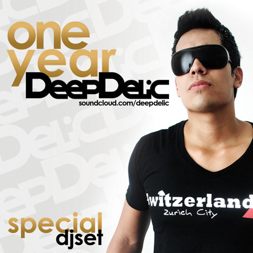 ONE YEAR DEEPDELIC - SPECIAL DJSET - DOWNLOAD NOW!