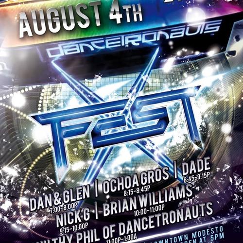 X-FEST 2012