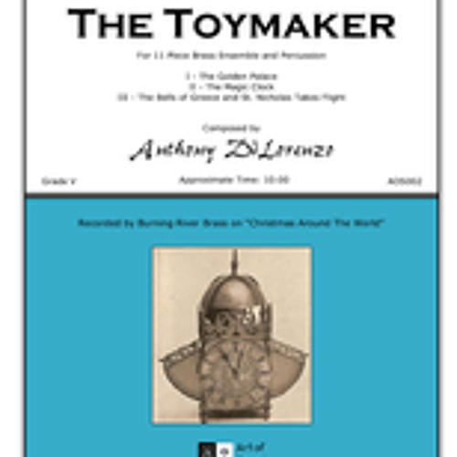 The Toy Maker    2. The Magic Clock