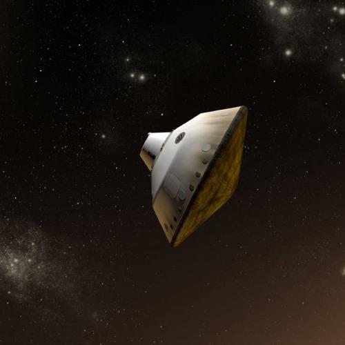 Lea Luna - Leaving For Mars