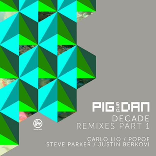Pig & Dan - Lone Ranger (Steve Parker Remix) [Soma]