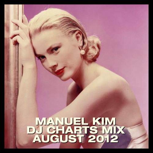Manuel Kim DJ Charts August 2012