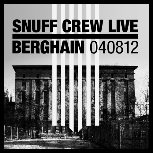 Live at Berghain / 04.08.2012
