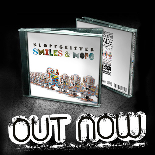 "Klopfgeister - "" Smiles + More "" Album"