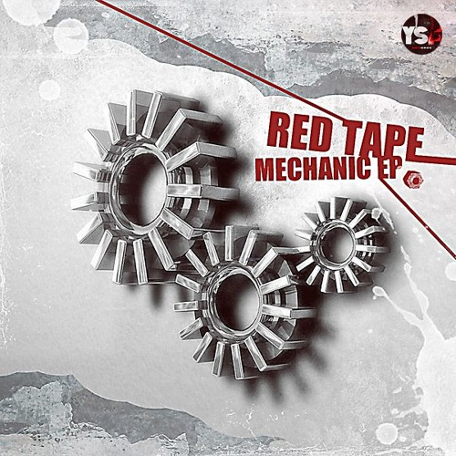 2.Red Tape - Mechanic (Original Mix) (Preview) - OUT NOW!